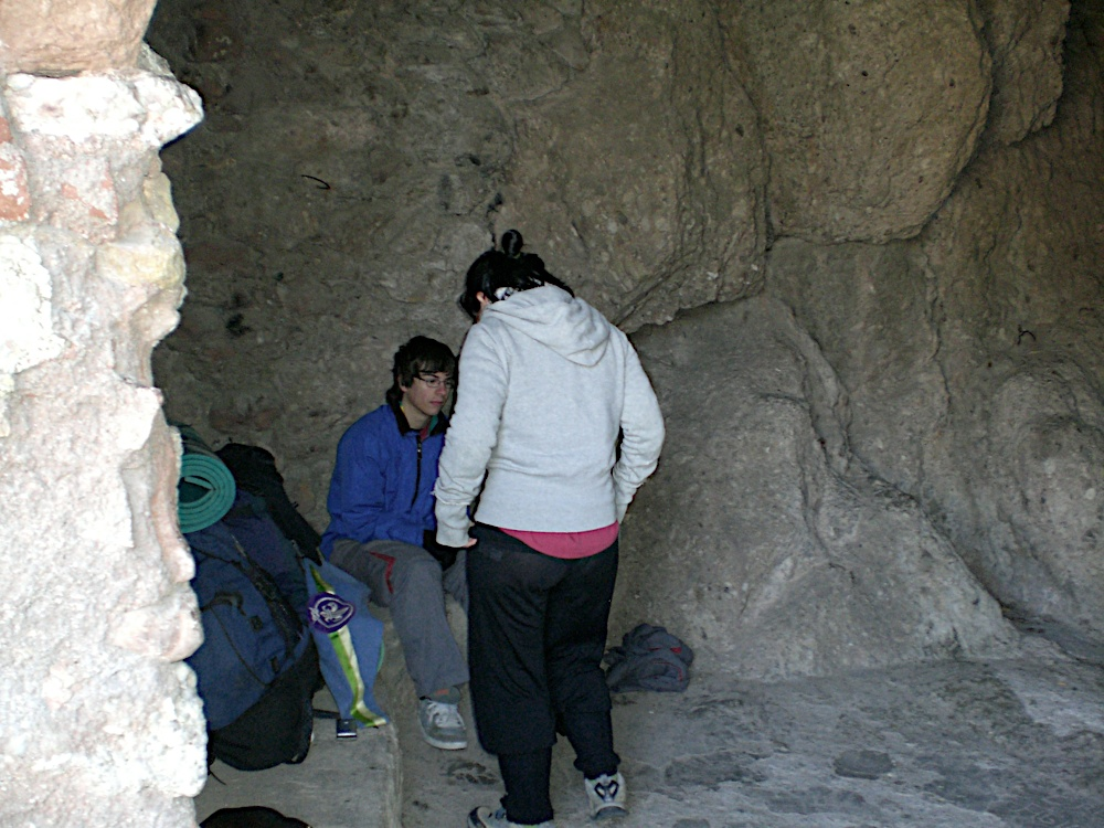 Sortida Sant Salvador de les espasses 2006 - CIMG8350.JPG