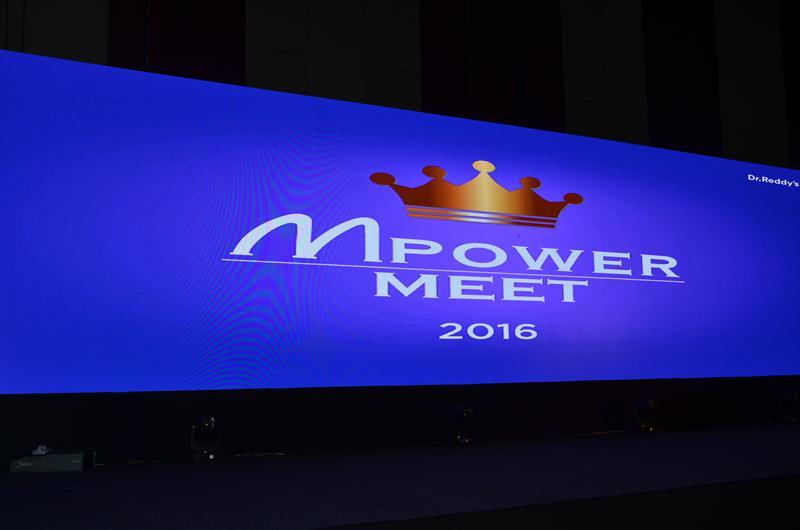 M Power Meet - Dr Reddy - 6