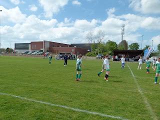 interscholencompetitie voetbal 2013