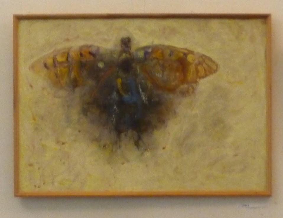 A pillangó álma című festmény
