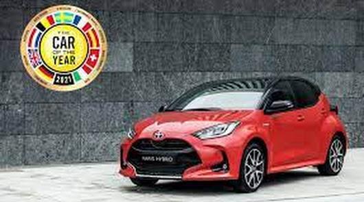 Si tienes 150 € al mes, tienes un Toyota Yaris. Coche del Año en Europa 2021