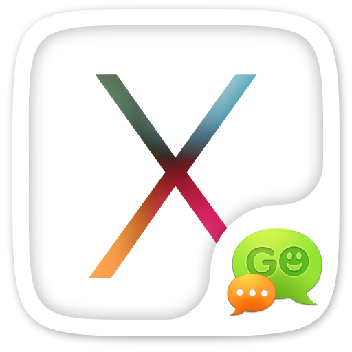 (FREE) GO SMS CLASSIC X THEME