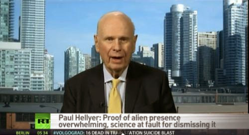 Paul Hellyer And Ufo Disclosure
