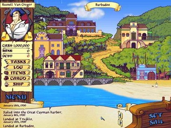 Tradewinds PC Game Cover
