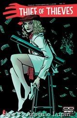 Actualización 17/06/2018: Heisenberg & Raziel 36 actualizan una serie ahora exclusiva del blog y la pagina de Facebook Infinity Comics, con los números 32, 33 y 34 de Thief of Thieves. Conrad ha sido el ladrón indiscutible de ladrones en todo el mundo... hasta ahora. ¿Quiénes son sus rivales? ¿Tiene lo que se necesita para superarlos en su robo más emocionante?