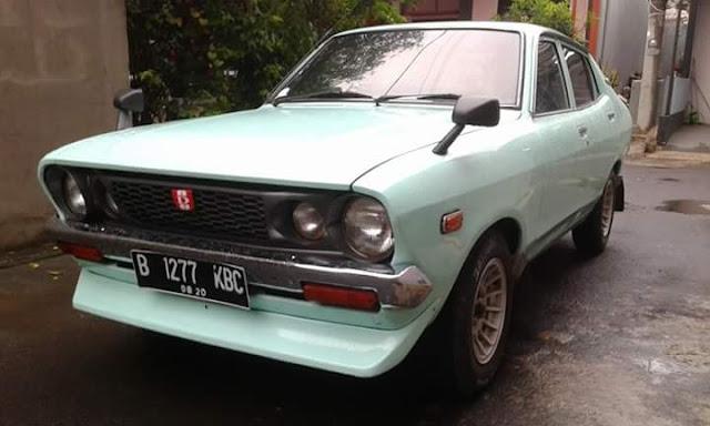LAPAK MOBIL RETRO : Datsun 120y Tahun 78 - JAKARTA - LAPAK ...