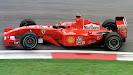 Michael Schumacher Ferrari F2001 Malaysia