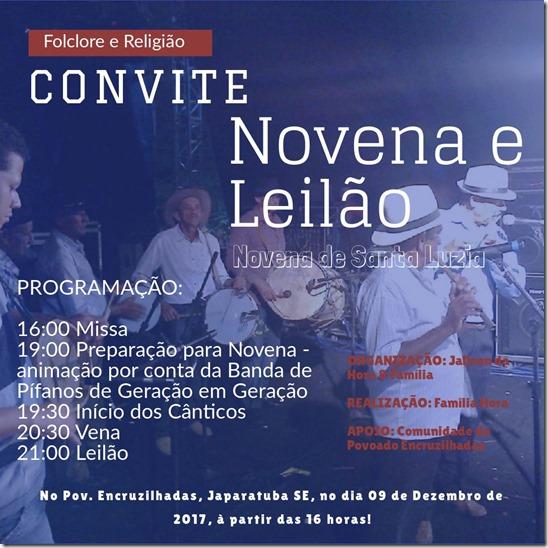 Novena de Santa Luzia