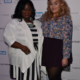 OIC - ENTSIMAGES.COM - Rianne Ward and Loey Lane at the UK Plus Size Fashion Week - DAY 2 - Catwalk Show Day  London 12th September 2015  Photo Mobis Photos/OIC 0203 174 1069