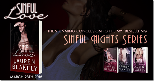 Sinful Nights Series