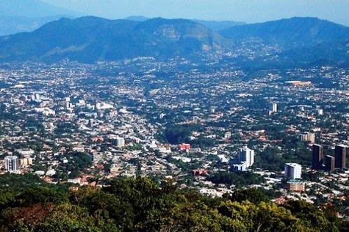 Santa Tecla, La Libertad, El Salvador
