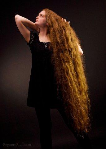longest hair photo