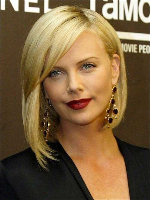 Terrific Above Shoulder Length Hairstyles For Thin Hair Best Hairstyles 2017 Short Hairstyles Gunalazisus