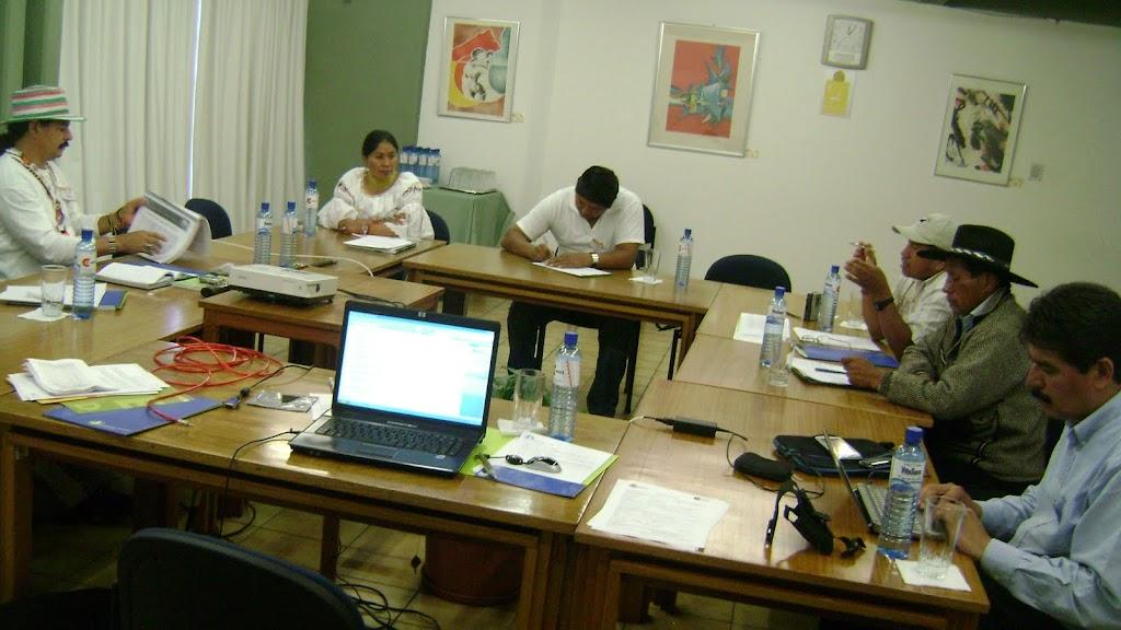 Grupo de Trabajo con Líderes Indígenas 3