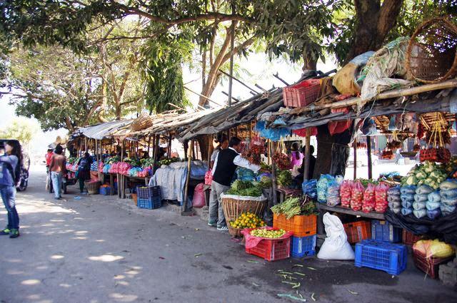 達人帶路-環遊世界-尼泊爾PoonHill健行-小販