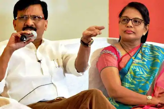 eds-new-information-about-shiv-sena-mp-sanjay-rauts-wife