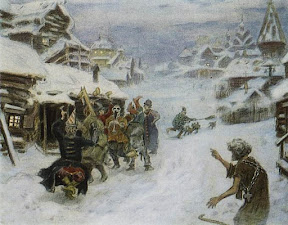 Скоморохи, 1904