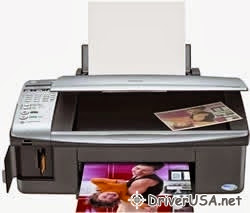 download Epson Stylus CX5800F printer's driver