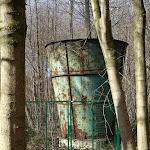 Forêt de Montmorency : cheminée d'évacuation