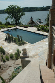Exterior, Gallery, Landscape Decor, Pavers, Pool Coping