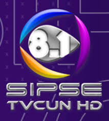Logo Sipse TV Cancun