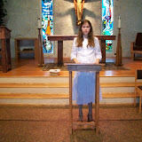 First Reconciliation  February 2010