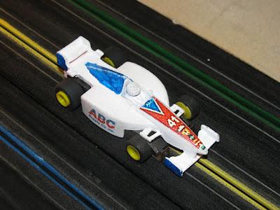 Mike Lack #41 JAM Racing