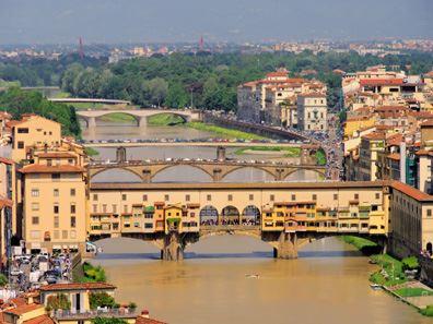 10 daagse busreis Toscane