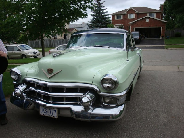 Vintage Car Canada : 1953 Cadillac Series 62 Forsale ...