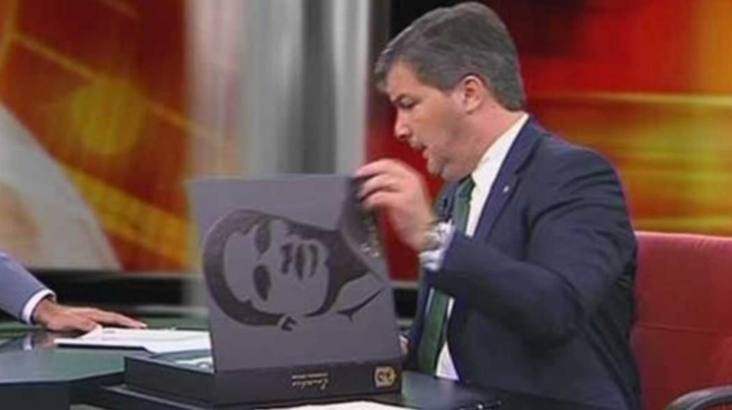 Bruno de Carvalho denunciou a situação dos vouchers em plena televisão