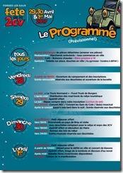 20170429 Forges-les-Eaux programme