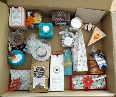 geschenke geschenke alles f r das team teilzeit bastelfee. Black Bedroom Furniture Sets. Home Design Ideas