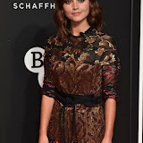 OIC - ENTSIMAGES.COM - Jenna Coleman at the  Luminous - BFI gala dinner & auction in London  6th October 2015 Photo Mobis Photos/OIC 0203 174 1069