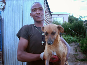 Photo: Some Happy owners with their sterilised Dogs