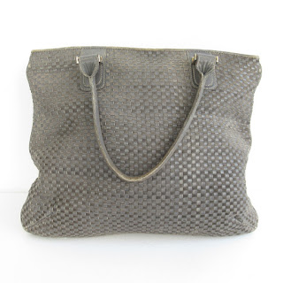 Fendi Vintage Woven Handbag