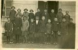 1925. maddalena alba, maddalena massa, italia, landu ceretti