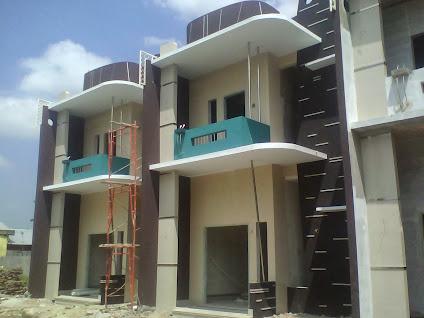 Gambar Desain Rumah Terbaru Ukuran Tanah 6x17