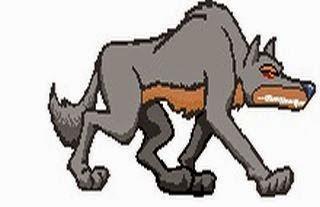 El lobo murmurador fabula corta