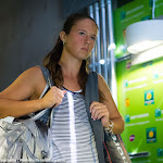 INDIAN WELLS, UNITED STATES - MARCH 17 : Daria Kasatkina in action at the 2016 BNP Paribas Open