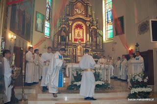 Peregrynacja Obrazu Jezusa Miłosiernego, Bucze, 12.09.2014