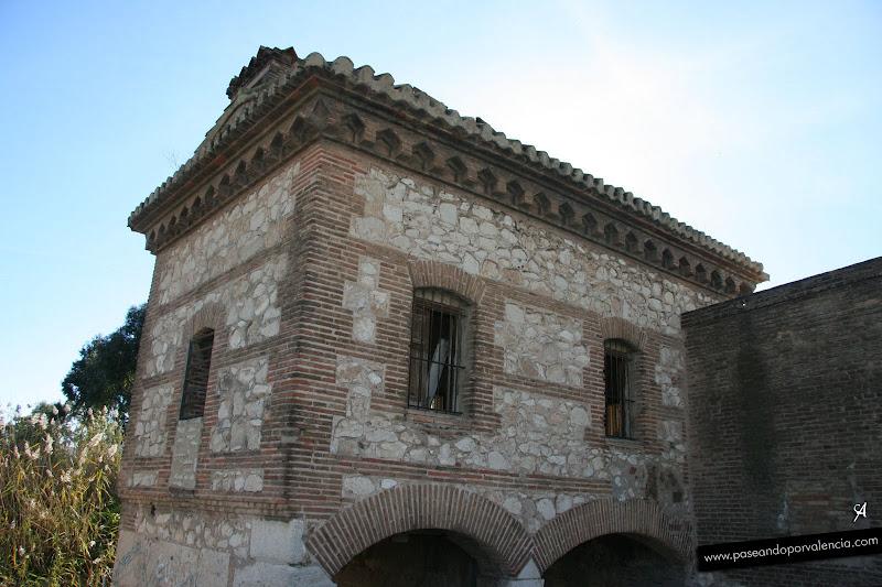 Foto de la Casa de Compuertas