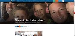 Bermain Saham Bitcoin, Satu Keluarga Ini Nekat Pertaruhkan Seluruh Hartanya