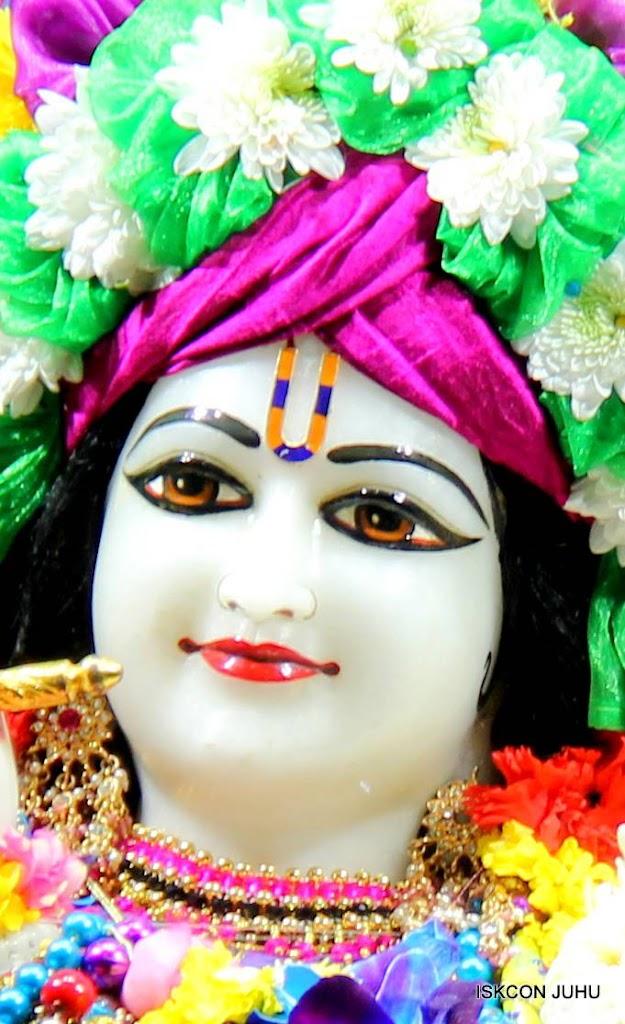 ISKCON Juhu Sringar Deity Darshan 29 Jan 2016 (21)
