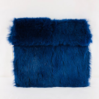 3.1 Phillip Lim Fur Tablet Case