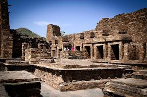 Takht Bhai Ruins