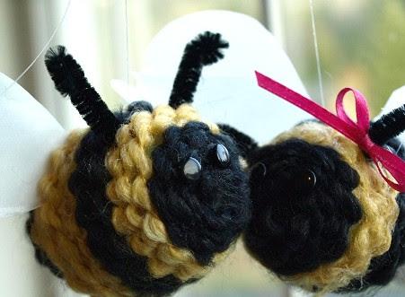 abejas de lana