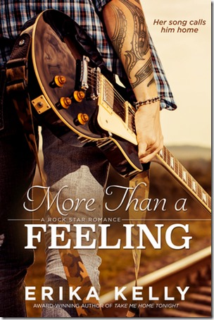 Review: More Than A Feeling by Erika Kelly | About That Story
