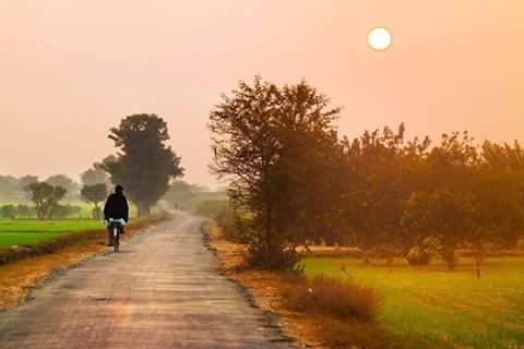 Punjabi Pind Village Images Desi Comment Pics