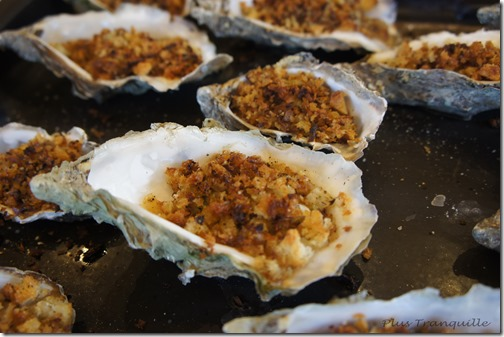 Baked Oysters 2