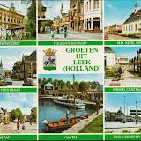 Ansichtkaarten ( meerluik kaarten ) Groeten uit ..... Groningen.